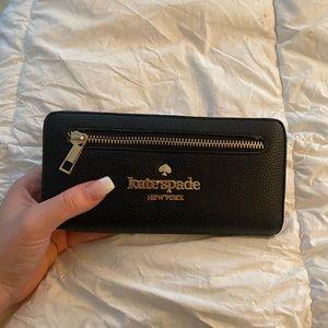 Beautiful Black Kate Spade Wallet